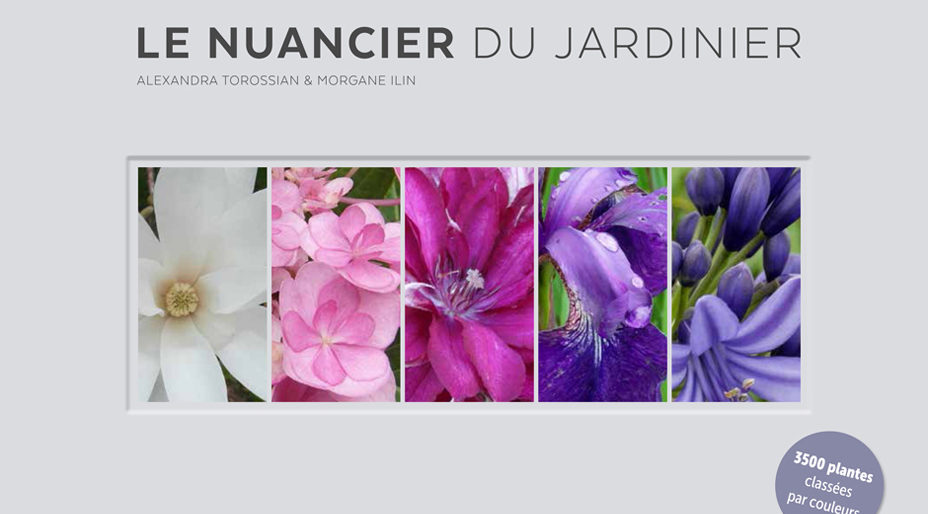 the little story behind Le Nuancier du Jardinier